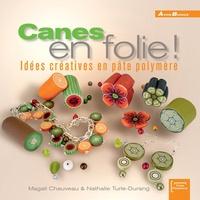 Corridashivernales.be Canes en folie! - Idées créatives en pâte polymère Image