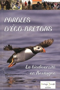 Magali Chouvion - Paroles d'éco-bretons - La biodiversité en Bretagne.