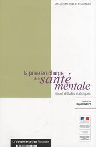 Magali Coldefy - La prise en charge de la santé mentale - Recueil d'études statistiques.