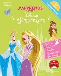 Magali Corbel et Ludivine Boulicaut - J'apprends avec Disney Princesses moyenne section 4-5 ans.