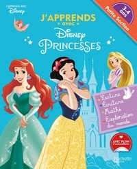 Japprends avec Disney Princesses petite section 3-4 ans.pdf