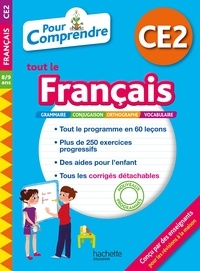 Magali Diény et Pierre Diény - Français CE2 pour comprendre.