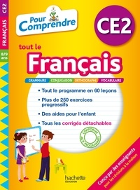 Magali Diény et Pierre Diény - Pour comprendre tout le français CE2 - 8/9 ans.