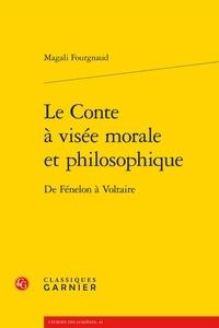 Deedr.fr Le Conte à visée morale et philosophique - De Fénelon à Voltaire Image