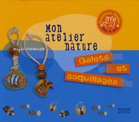 Magali Fournier - Galets et coquillages.