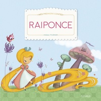 Magali Fournier - Raiponce.