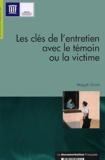 Magali Ginet - Les clés de l'entretien avec le témoin ou la victime.
