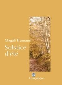 Magali Humann - Solstice d'été.