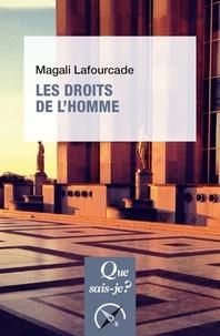 Magali Lafourcade - Les droits de l'homme.