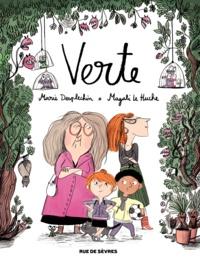 Magali Le Huche et Marie Desplechin - Verte.