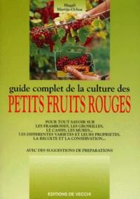 Histoiresdenlire.be Guide complet de la culture des petits fruits rouges Image