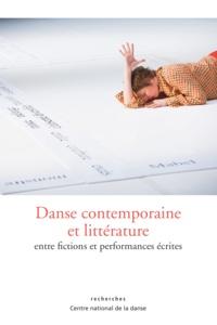 Magali Nachtergael et Lucille Toth - Danse contemporaine et littérature - Entre fiction et performances écrites.
