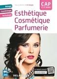 Magali Robaglia-Fumero - Esthétique Cosmétique Parfumerie CAP 1re - 2e années.