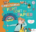 Magali Toursel - Les Petits Créas font tout en papier - Mes objets déco.