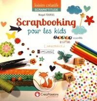 Magali Toursel - Scrapbooking pour les kids.
