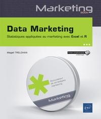 Histoiresdenlire.be Data marketing - Statistiques appliquées au marketing avec Excel et R Image