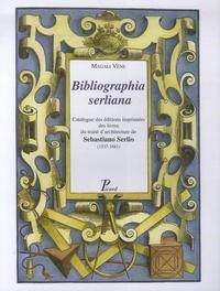 Deedr.fr Bibliographia serliana - Catalogue des éditions imprimées des livres du traité d'architecture de Sebastiano Serlio (1537-1681) Image