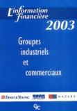 Magali Viandier et Anne Lecomte-Issac - Groupes industriels et commerciaux.