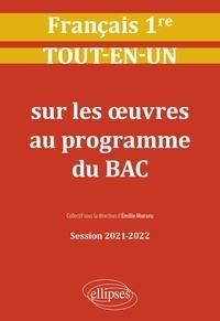 Magalie Diguet et Guillaume Bardet - Français 1re - Tout-en-un sur les oeuvres au programme du BAC.