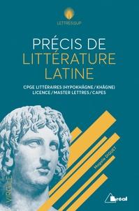 Magalie Diguet - Précis de littérature latine.