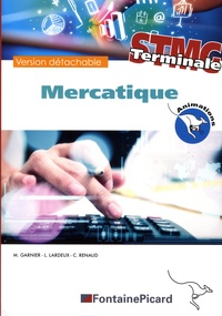 Magalie Garnier et Landry Lardeux - Mercatique Tle STMG.