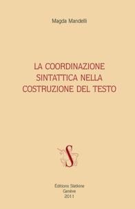 Deedr.fr La coordinazione sintattica nella costruzione del testo Image