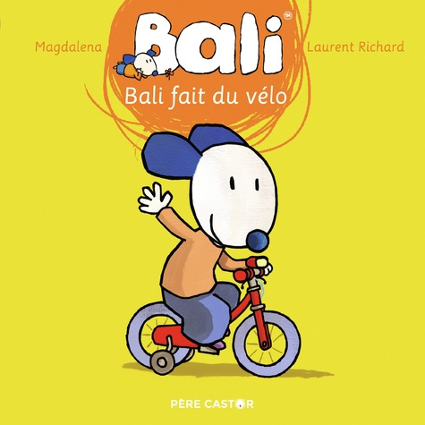 Magdalena et Laurent Richard - Bali Tome 2 : Bali fait du vélo.
