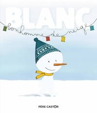 Magdalena et Thomas Baas - Blanc bonhomme de neige.