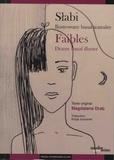 Magdalena Drab - Faibles - Drame banal illustré - Edition bilingue français-polonais.