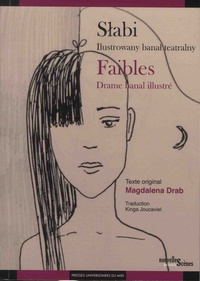 Cjtaboo.be Faibles - Drame banal illustré - Edition bilingue français-polonais Image