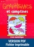 Magdalena Guirao-Jullien - Graphismes et comptines - GS-CP.