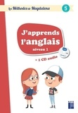 Magdalena Guirao-Jullien et Marie Quentrec - J'apprends l'anglais. 1 CD audio