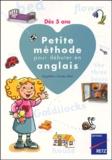 Magdalena Guirao-Jullien - Petite méthode pour débuter en anglais dès 5 ans. 1 CD audio