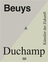 Magdalena Holzhey - Beuys & Duchamp (German edition) KUnstler der Zukunft /allemand.