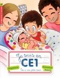 Magdalena et Emmanuel Ristord - Je suis en CE1 Tome 14 : Téo a une petite soeur.