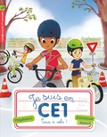 Magdalena - Je suis en CE1 Tome 8 : Tous à vélo !.