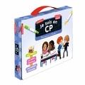 Magdalena et Emmanuel Ristord - Je suis en CP  : Bienvenue à l'école ! - Avec un cahier d'écriture et une ardoise effaçable.