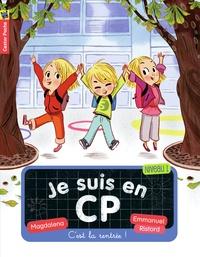 Magdalena - Je suis en CP Tome 1 : C'est la rentrée !.
