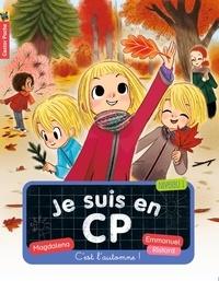Magdalena et Emmanuel Ristord - Je suis en CP Tome 11 : C'est l'automne !.