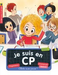 Magdalena et Emmanuel Ristord - Je suis en CP Tome 14 : Alerte aux poux !.