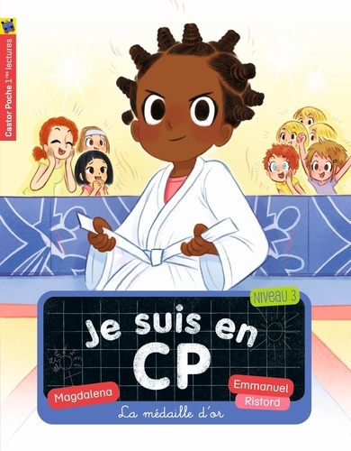 Magdalena - Je suis en CP Tome 16 : La médaille d'or.