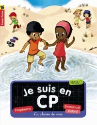Magdalena - Je suis en CP Tome 9 : La classe de mer.