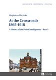 Magdalena Mici?ska - At the Crossroads: 1865–1918 - A History of the Polish Intelligentsia – Part 3, Edited by Jerzy Jedlicki.
