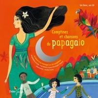 Magdeleine Lerasle - Comptines et chansons du Papagaio - Le Brésil et le Portugal en 30 comptines. 1 CD audio