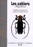 Pierre-Henri Dalens et Jean-Louis Giuglaris - Les cahiers Magellanes N° 113, 2010 : Contribution à la connaissance des Mauesini Lane, 1956 de Guyane (Coleoptera, Cerambycidae, Lamiinae).