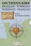 Magène - Dictionnaire français-normand et normand-français - Trésor de la langue normande, 2 volumes.