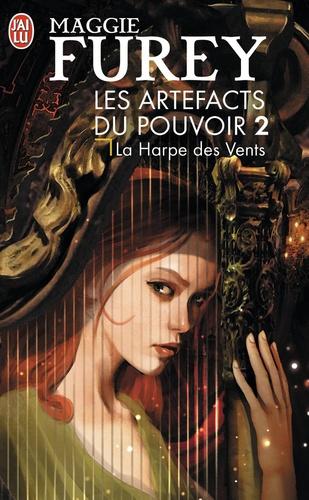 Maggie Furey - Les Artefacts du Pouvoir Tome 2 : La Harpe des Vents.