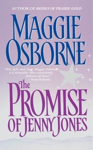 Maggie Osborne - The Promise of Jenny Jones.