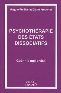 Rhonealpesinfo.fr Psychothérapie des états dissociatifs - Guérir le moi divisé - Hypnose éricksonienne et clinique pour les états post-traumatiques et dissociatifs Image