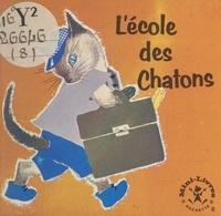 Maggy Larissa et Nans van Leeuwen - L'école des Chatons.